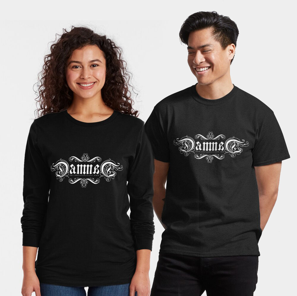 DAMNED apparel...